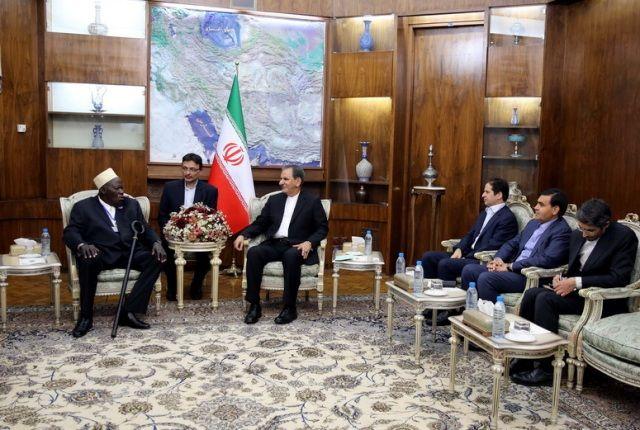 جهانگیری بر همکاری منطقه ای و بین المللی ایران و اوگاندا برای مقابله با تروریسم و افراطی گری تاکید کرد