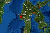 وقوع زمین لرزه ای مهیب در مرکز اندونزی/ ۲۶ تن کشته و بیش از ۶۰۰ تن زخمی شدند