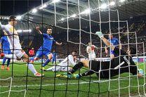 راموس مقابل ایتالیا شکستناپذیر است