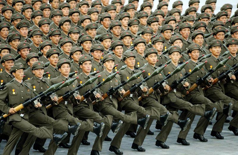 احتمال وقوع جنگ میان کره شمالی و کره جنوبی