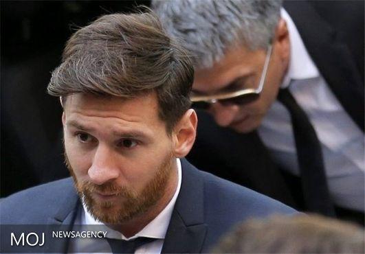 بارسلونا برای حمایت از مسی کمپین به راه انداخت
