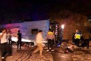 سه عامل واژگونی اتوبوس در محور سوادکوه مشخص شد