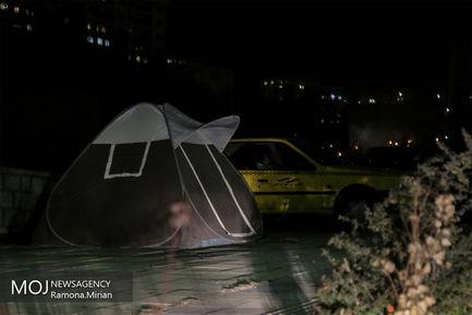 تهران پس از زلزله 5.2 ریشتری