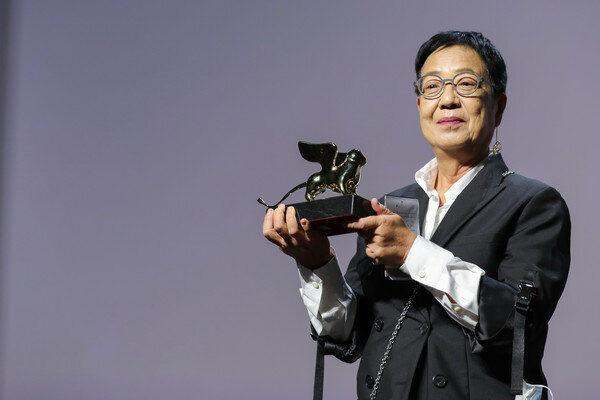 اهدای شیر طلای ونیز به فیلمساز چینی