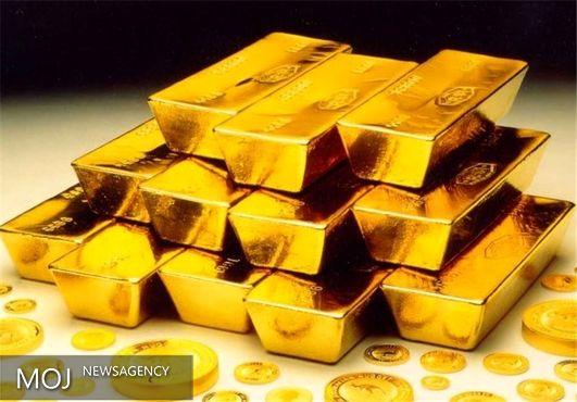 قیمت طلا به ۱۳۲۹ دلار رسید