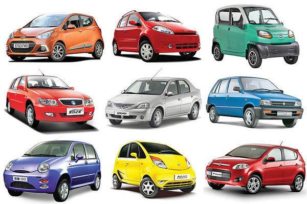 قیمت خودروهای داخلی 10 دی 97 اعلام شد