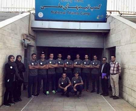 حضور دوچرخه سواران البرزی در ترکیب تیم ملی