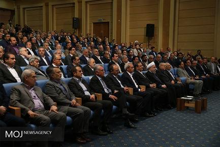 ضیافت افطار فعالان اقتصادی با رییس جمهور