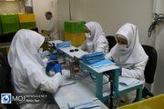 ظرفیت تولید روزانه یازده میلیون عدد ماسک در کشور فراهم شده است
