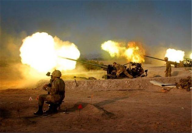 ادامه حملات راکتی پاکستان به افغانستان