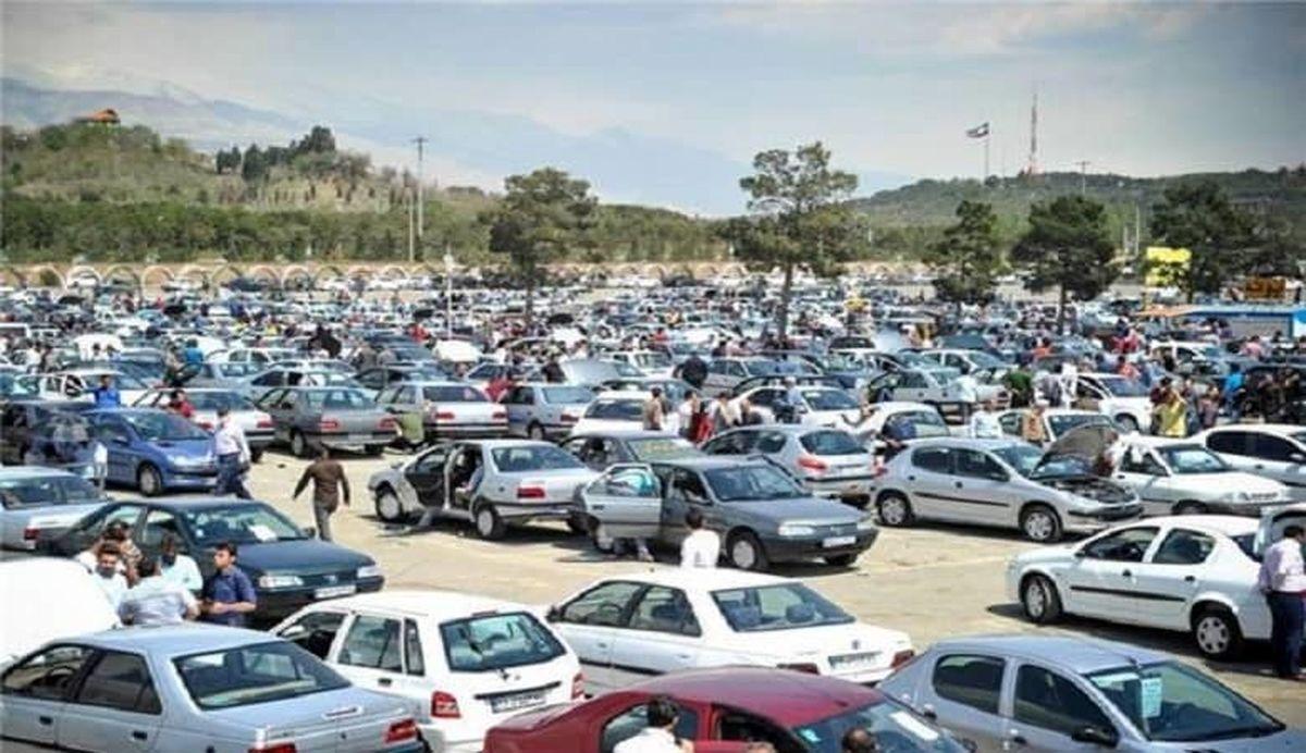قیمت های نزولی خودرو / پراید یک میلیون تومان ارزان شد