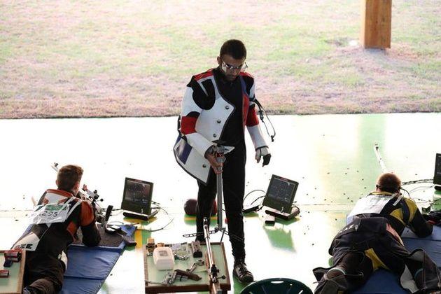 ۳۰ و ۳۵ رتبه تیراندازان ایران در مقدماتی 50 متر تفنگ درازکش جام جهانی