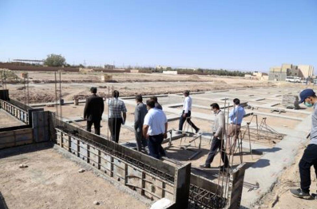 طرح اقدام ملی مسکن بافق با 141 واحد مسکونی درحال اجراست