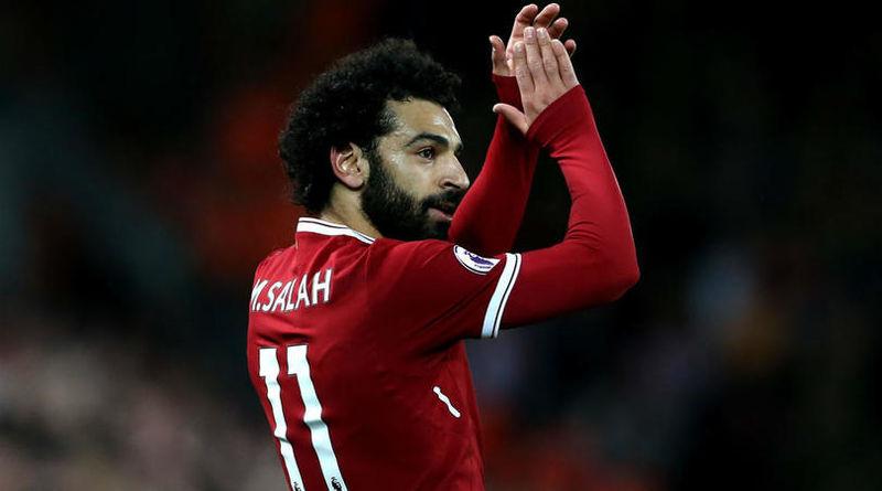 محمد صلاح به عنوان بهترین بازیکن ماه انگلیس انتخاب شد
