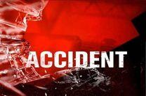محور هراز بیشترین تصادف در 24 ساعت گذشته در مازندران را داشت