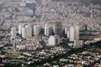 کیفیت هوای تهران در 7 مرداد سالم است