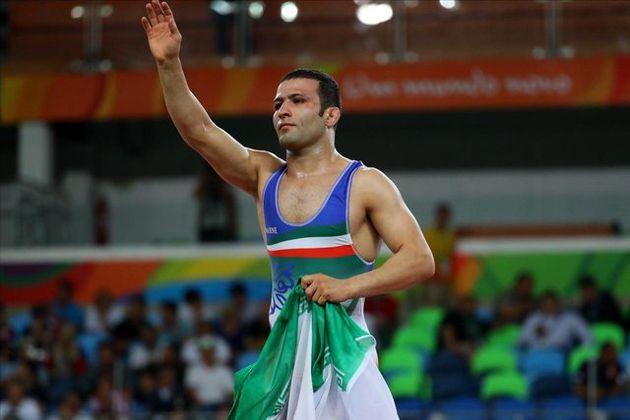 آسیبدیدگی جدی مدال آور کشتی آزاد ایران در المپیک
