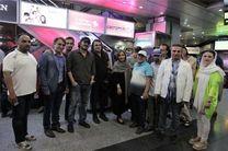شاهرخ شاهی: «مسلخ» فیلم خانوادگی و خوبی است/ نصیری: حمایت از سینمای مستقل