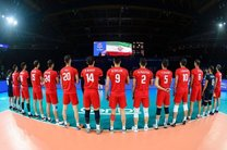 ثبت نام تیم ملی والیبال ایران در بازی های المپیک ۲۰۲۰ توکیو امروز برگزار شد
