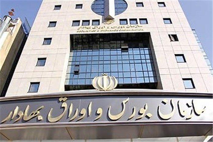 فراخوان سازمان بورس برای اصلاح نحوه توقف و بازگشایی نمادها