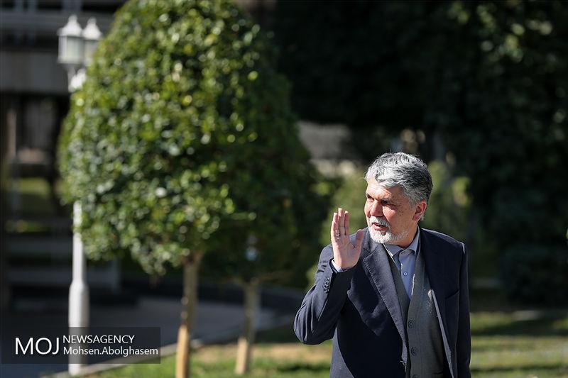 بازدید وزیر فرهنگ از موزه آثار استاد صادقی
