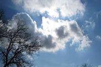 رگبار باران و رعدوبرق در نیمه شرقی هرمزگان