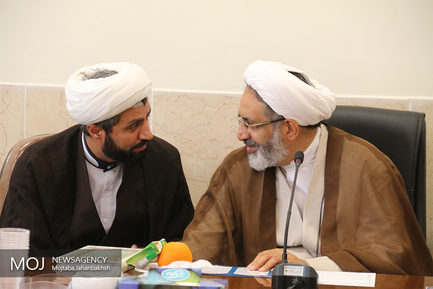 نشست خبری پذیرش سراسری حوزه های علمیه در اصفهان