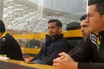 پشتکهای هافبک ازبکستانی بعد از گلزنی و حضور حسنزاده در جمع همتیمیهای سابق+عکس
