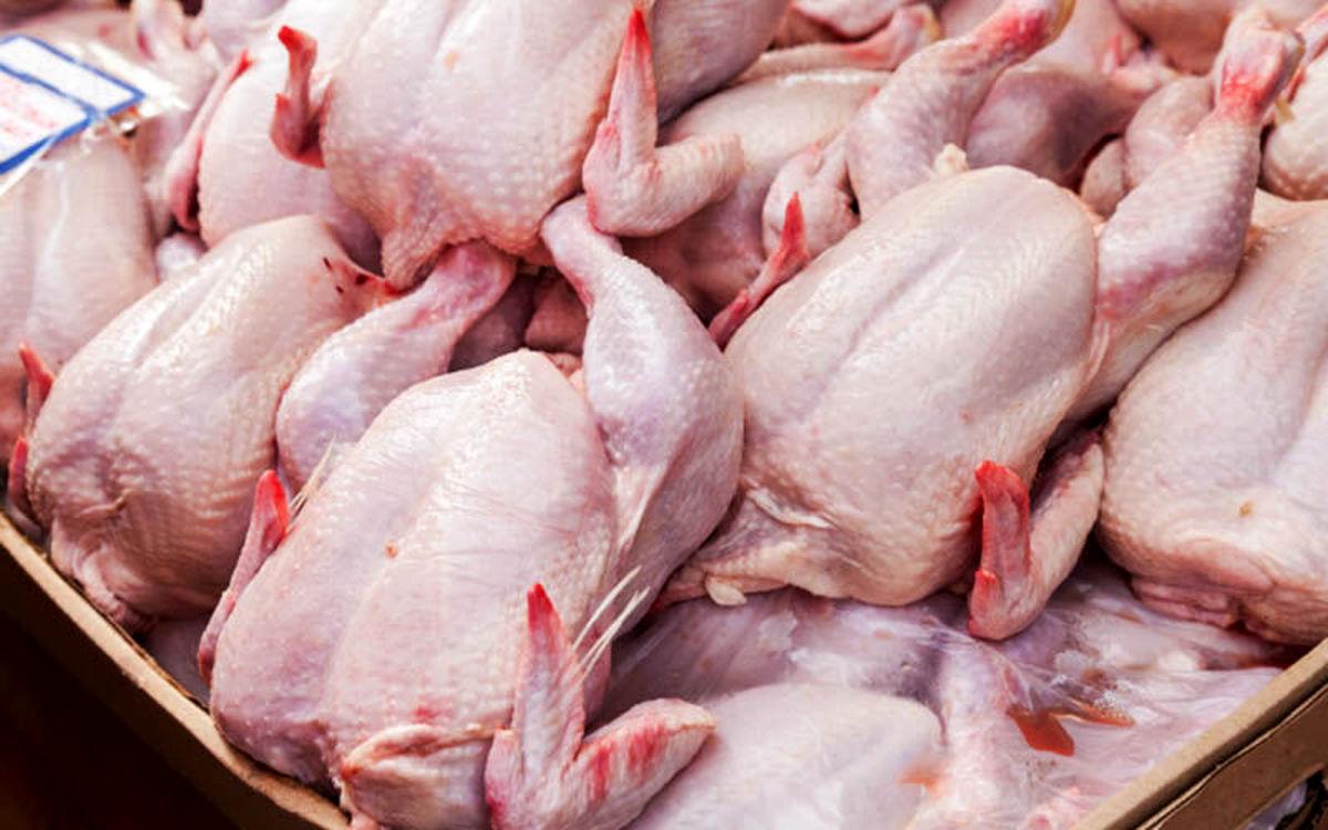 نرخ مرغ در میادین میوه و تره بار اعلام شد