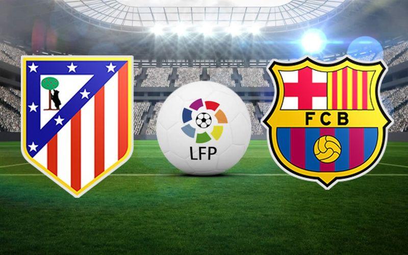 ترکیب احتمالی اتلتیکو مادرید و بارسلونا