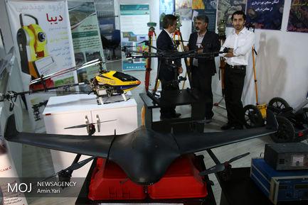 مراسم افتتاحیه نمایشگاه سرآمدان فناوری و صنعت