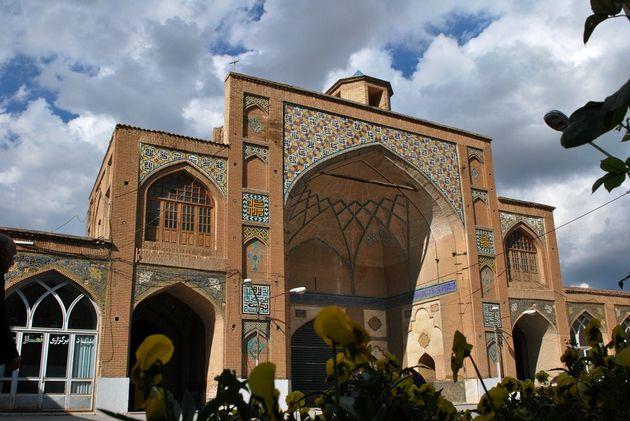 آغاز مرمت مسجد تاریخی جامع بروجرد