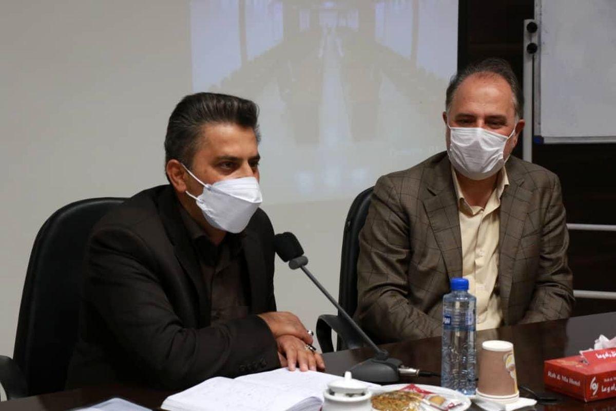 بودجه و عوارض قانونی شهرداریهای استان یزد در سال 1400 تدوین شد