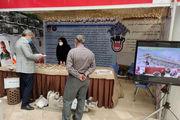 حضور فعال و چشمگیر ذوبآهن اصفهان، در نمایشگاه هفته دفاع مقدس