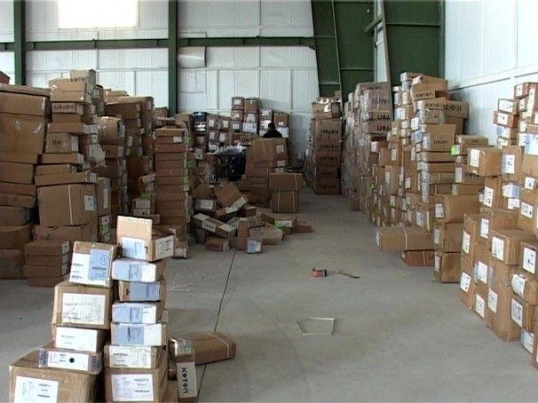 کشف محموله چرخ خیاطی قاچاق در بندرعباس