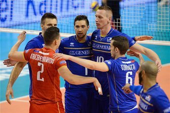 صربستان و روسیه حذف شدند/ صعود فرانسه به جمع چهار تیم پایانی
