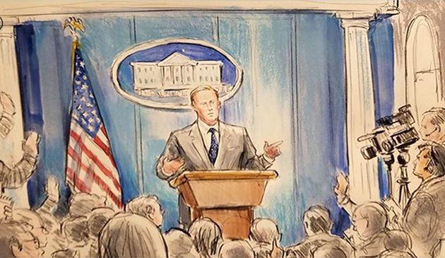 خلاقیت سیانان برای مبارزه با کاخ سفید