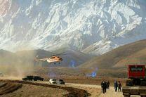 اعزام 4 بالگرد و 314 امدادگر برای جست و جوی اجساد