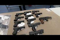 انهدام باند قاچاق سلاح و مهمات در مازندران