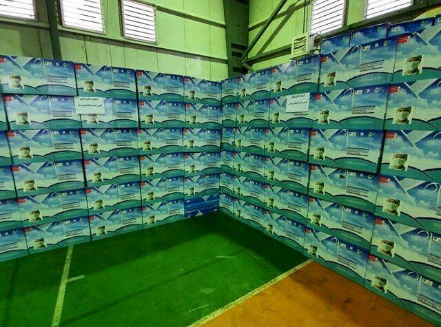 کشف 237 هزار دستکش  احتکار شده در بندرعباس
