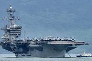 550 نفر در یک ناو نیروی دریایی آمریکا به ویروس کرونا مبتلا شده اند