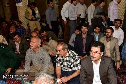 مراسم سالگرد ارتحال امام خمینی (ره) در مسجدجامع سنندج