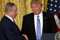 گفتگوی تلفنی ترامپ و نتانیاهو در خصوص ایران