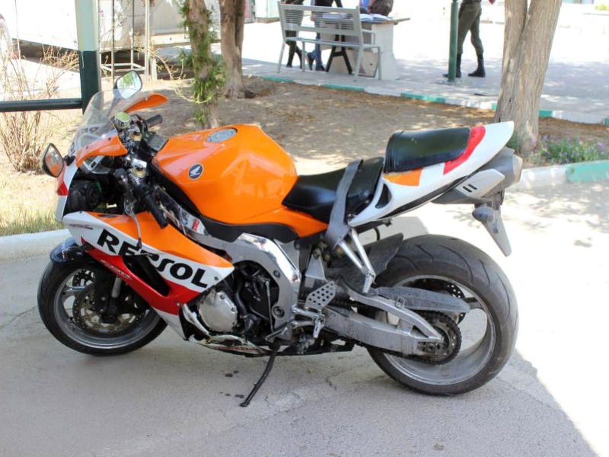 توقیف ۱۶ دستگاه موتورسیکلت سنگین بدون مجوز در تهران