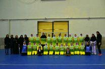 اردوی تیم ملی هندبال دختران در پاوه برگزار شد