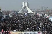 پوشش امدادی مراسم 22 بهمن پایتخت با حضور بیش از 300 امدادگر
