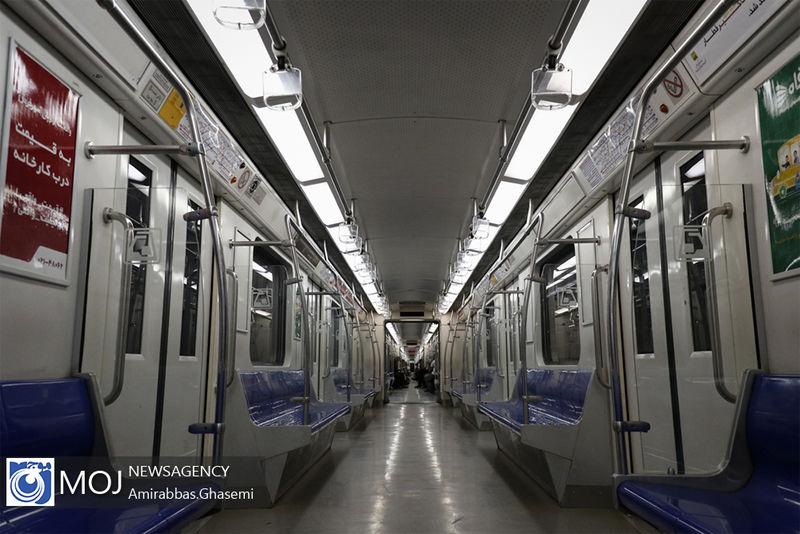 سرویس دهی مترو به تماشاگران دیدار پرسپولیس و استقلال