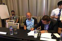 جلسه هماهنگی تیم های شرکت کننده در رقابت های آسیایی جاکارتا برگزار شد
