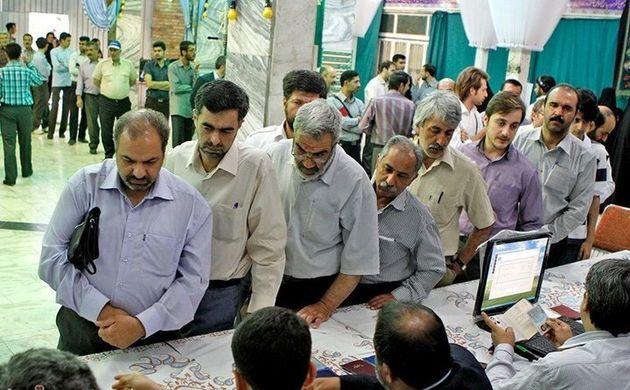 مشارکت همدانیها در انتخابات به ۷۵ درصد رسید