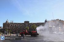 واکنش سازمان بهداشت جهانی به اسپری کردن مواد ضدعفونیکننده در فضای شهری
